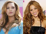 Beyoncé y Shakira graban con Don Omar